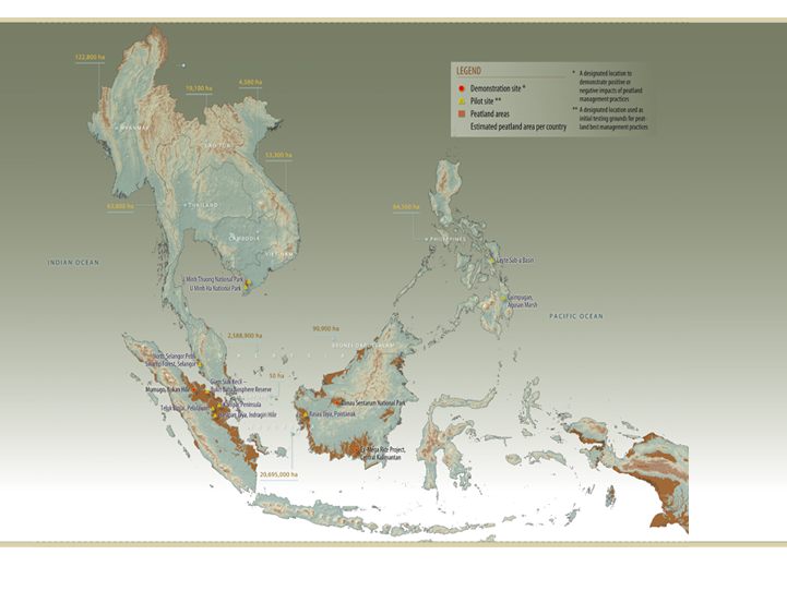 Sustainable Management of Peatland Forests in Southeast Asia